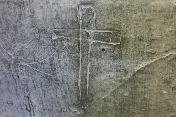 Todeszelle Grafitti