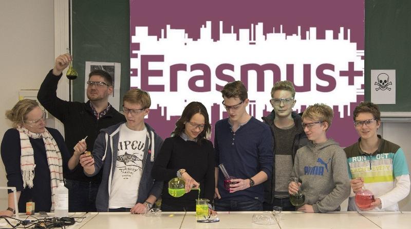 Erasmus Yperngruppe 2017