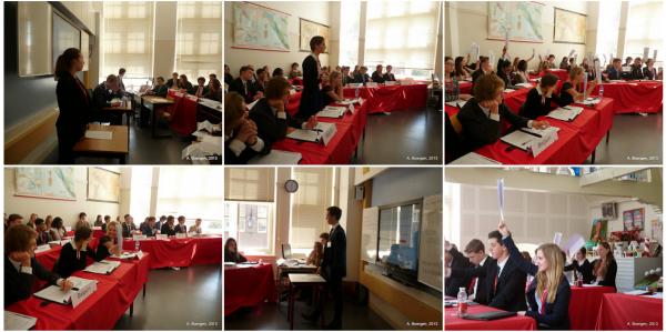 Delegates - The Hague - 2014