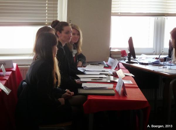 Delegates1 - The Hague - 2014