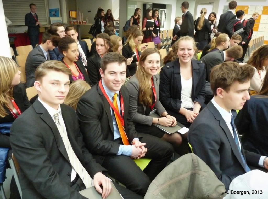Delegates2 - The Hague - 2014